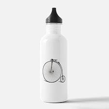Vintage Bike Water Bottle