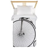 Bicycle Twin Duvet Covers