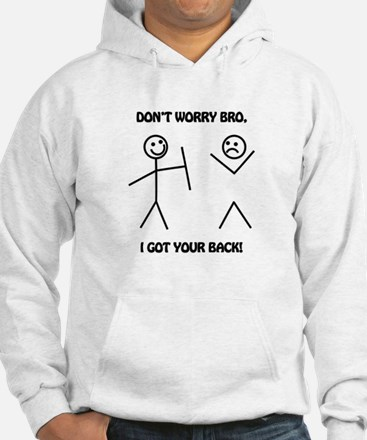 I Got Your Back Hoodie