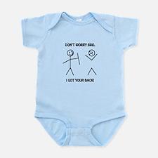 I Got Your Back Infant Bodysuit