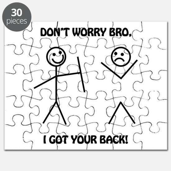 I Got Your Back Puzzle