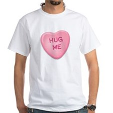 Hug Me Candy Heart Shirt