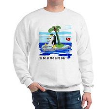 Penguin Dive Bar Sweatshirt