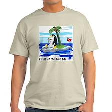 Penguin Dive Bar T-Shirt