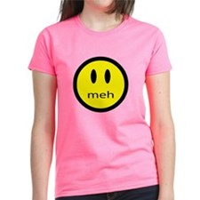 meh - saying of indifference Tee