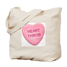 heart throb Candy Heart Tote Bag