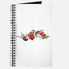 Quince Birds Journal