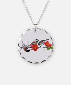Quince Birds Necklace