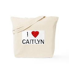 I Heart CAITLYN (Vintage) Tote Bag