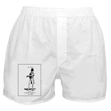 Mr. Darcy Boxer Shorts