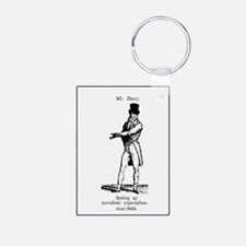 Mr. Darcy Keychains