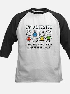 I'm Autistic Baseball Jersey