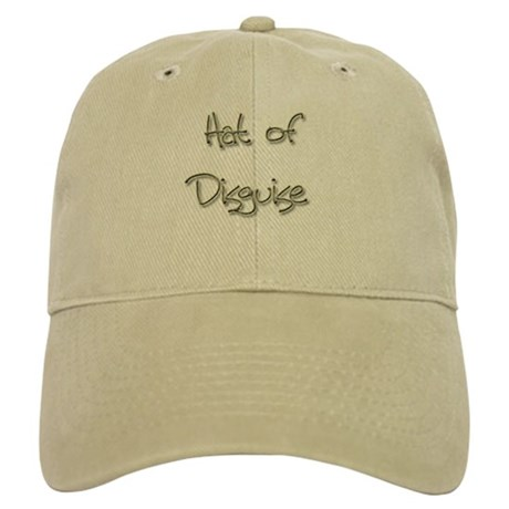 Hat of Disguise Cap