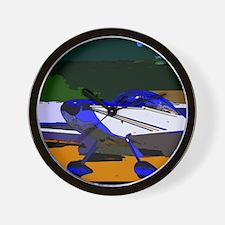 Sport Aviation Wall Clock