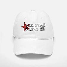 All Star Catcher Baseball Baseball Cap