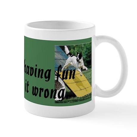 Agility Fun Mug