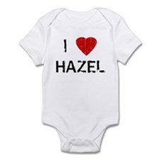 I Heart HAZEL (Vintage) Infant Bodysuit