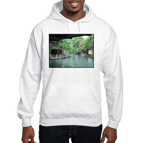 San Antonio Riverwalk Hooded Sweatshirt