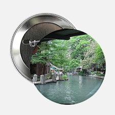 San Antonio Riverwalk Button