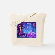 Goddess Pisces Tote Bag