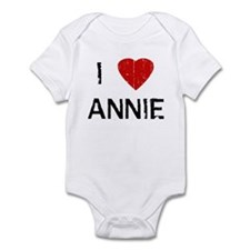 I Heart ANNIE (Vintage) Infant Bodysuit