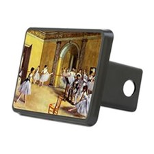 Cute Impressionism Hitch Cover