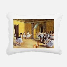 Cute Operas Rectangular Canvas Pillow