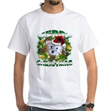 MerryChristmas Schnoodle T-Shirt