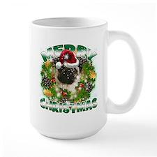 MerryChristmas Pug Mugs