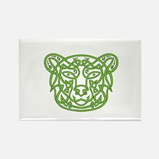 Bear Celtic Knot Magnets