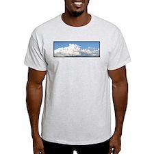 Clouds Ash Grey T-Shirt
