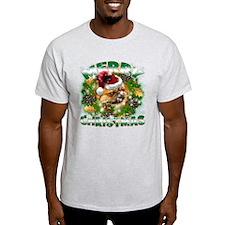 MerryChristmas Pekingnese T-Shirt