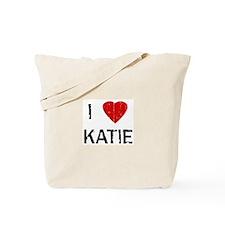 I Heart KATIE (Vintage) Tote Bag