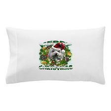MerryChristmas Maltese Pillow Case