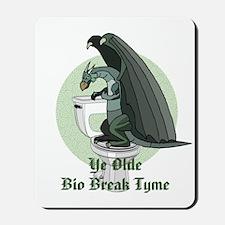 Bio Break Mousepad