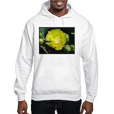 Prickly Pear Flower Hoodie