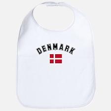 Denmark Flag Bib