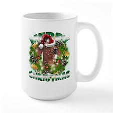 MerryChristmas Dachshund Mugs