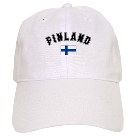 Finland Flag Cap