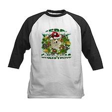MerryChristmas Corgi Baseball Jersey