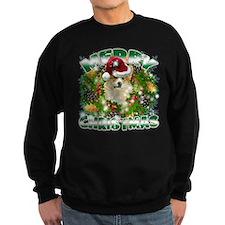 MerryChristmas Corgi Sweatshirt