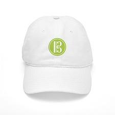Alto Clef Green Baseball Cap