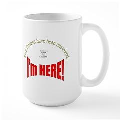 The Mr. V 186 Shop Mug