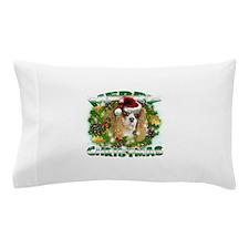 MerryChristmas Cavalier Pillow Case