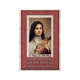 St therese of lisieux magnets Single