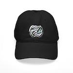 Dizzy Flower Black Cap