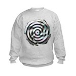 Dizzy Flower Kids Sweatshirt