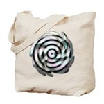 Dizzy Flower Tote Bag