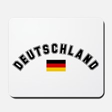 Deutschland Flag Mousepad
