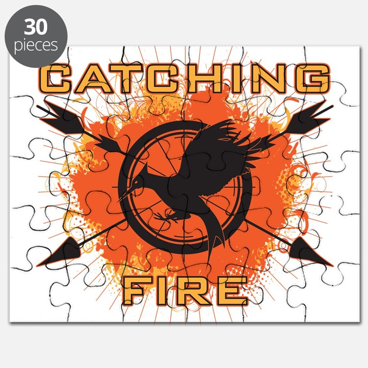 Catching Fire Blazing Puzzle